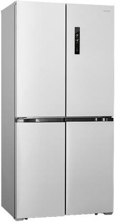 HIBERG RFQ-490DX NFW хол холодильник hiberg rfq 490dx nfxq