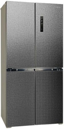 HIBERG RFQ-490DX NFXq хол холодильник hiberg rfq 490dx nfxq