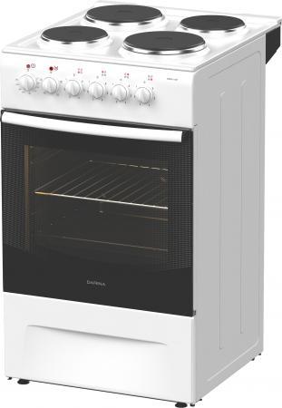 Электрическая плита DARINA 1F ЕM241 419 W белый