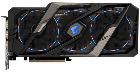 все цены на Видеокарта GigaByte nVidia GeForce RTX 2070 AORUS PCI-E 8192Mb GDDR6 256 Bit Retail GV-N2070AORUS-8GC онлайн