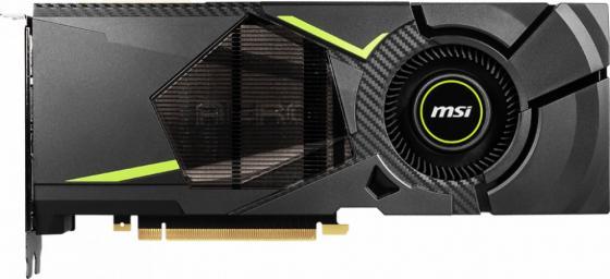 Видеокарта MSI PCI-E RTX 2080 AERO 8G nVidia GeForce RTX 2080 8192Mb 256bit GDDR6 1515/14000/HDMIx1/DPx3/Type-Cx1/HDCP Ret msi original zh77a g43 motherboard ddr3 lga 1155 for i3 i5 i7 cpu 32gb usb3 0 sata3 h77 motherboard
