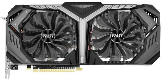 Видеокарта Palit nVidia GeForce RTX 2070 GameRock PCI-E 8192Mb GDDR6 256 Bit Retail NE62070U20P2-1061G