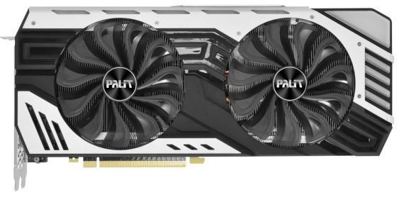 Видеокарта Palit nVidia GeForce RTX 2070 JetStream PCI-E 8192Mb GDDR6 256 Bit Retail NE62070020P2-1061J