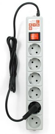 Фильтр-удлинитель Power Cube SPG(5+1)-B-6 digicom portable cube speaker system for ipod