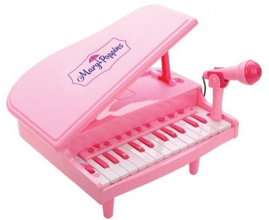 Синтезатор Mary Poppins Волшебный рояль игрушка mary poppins вика покорми меня 451101