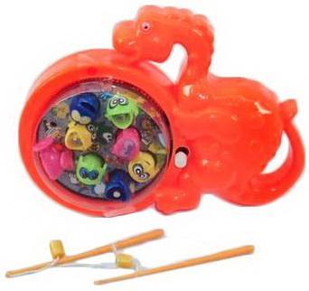 Купить Набор рыбалка зав. Динозаврик, Наша Игрушка, Игровые наборы для мальчиков