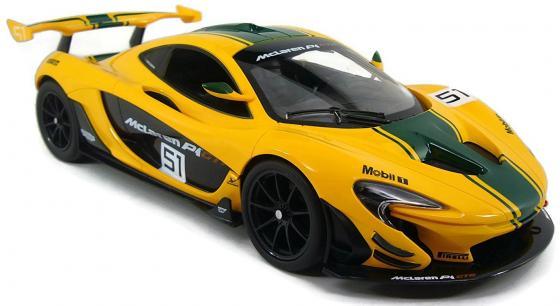 Машинка на радиоуправлении RASTAR McLaren P1 GTR разноцветный от 6 лет mz mclaren p1 27051