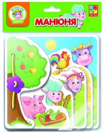 Настольная игра развивающая Vladi Toys Ферма цены