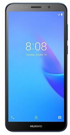 Смартфон Huawei Y5 Lite синий 5.45 16 Гб LTE Wi-Fi GPS 3G Bluetooth 51092WHD смартфон meizu 15 lite красный 5 46 32 гб lte wi fi gps 3g