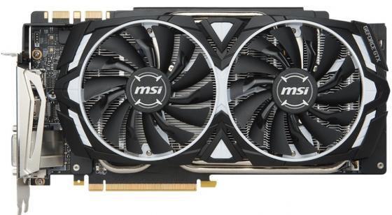 все цены на Видеокарта MSI GeForce GTX 1080 Ti ARMOR PCI-E 11264Mb GDDR5X 352 Bit Retail GTX 1080 TI ARMOR 11G