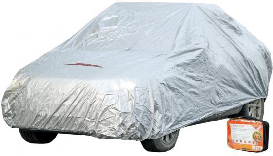 Чехол AIRLINE AC-FC-03 тент авто защитный 520х192х120см серый молния для двери универсальный