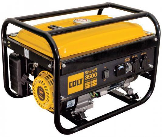 Генератор COLT Sheriff 3500 (499202) бензиновая colt 1000