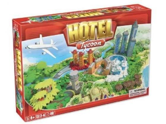 Настольная игра карточная Ooba Отель Тайкун ланком блеск любовник 316 отель eclat де роза