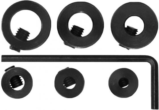 Набор FIT 36433 стопперы для сверл 6шт. philips philips rq 1155 синий роторная синий роторная