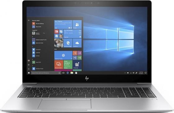 "Ноутбук HP EliteBook 755 G5 15.6"" 1920x1080 AMD Ryzen 7-2700U 256 Gb 8Gb Radeon RX Vega 10 Graphics серебристый Windows 10 Professional 3UP41EA цены"
