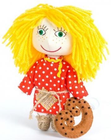цена на Набор для создания игрушки Перловка Домовёнок