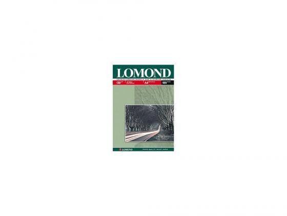 Бумага Lomond A4 130г/кв.м матовая двусторонняя 0102039 25л бумага lomond 0102084