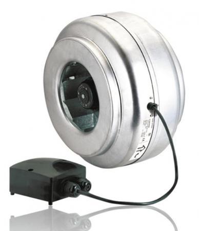Вытяжной канальный вентилятор SOLER&PALAU Vent-160L 700 м3/ч. 20 Вт. 50 дБ (А) вентилятор канальный solerpalau vent 100l