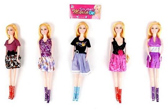 Кукла Наша Игрушка Клоди 29 см игрушка
