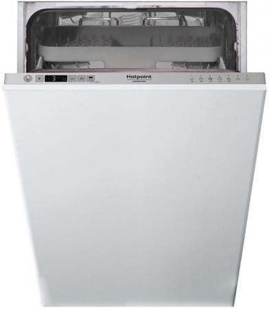 Посудомоечная машина Hotpoint-Ariston HSCIC 3M19 C RU узкая посудомоечная машина hotpoint ariston lsff 9h124 c eu белый узкая