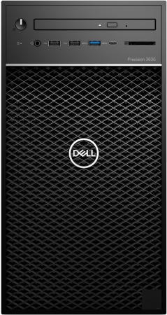ПК Dell Precision 3630 MT i7 8700 (3.2)/8Gb/1Tb 7.2k/HDG630 8Gb/Windows 10 Professional Single Language 64/GbitEth/черный aigo r6635 черный 8gb дефолт