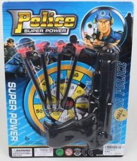 Пистолет Наша Игрушка черный цена