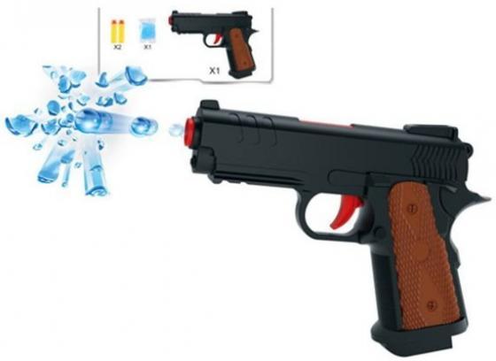 Пистолет Наша Игрушка M1-1 черный цена