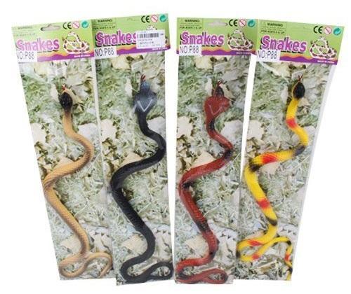 Игрушка Наша Игрушка Змея 46 см игрушка