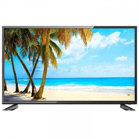 Телевизор LED 32 Hartens HTV-32R01-T2C/A4 черный 1366x768 50 Гц Wi-Fi Smart  USB RJ-45 Антенный вход RF