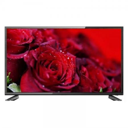 Телевизор LED 43 Hartens HTV-43F01-T2C/A4 черный 1920x1080 50 Гц Wi-Fi Smart TV RJ-45 VGA