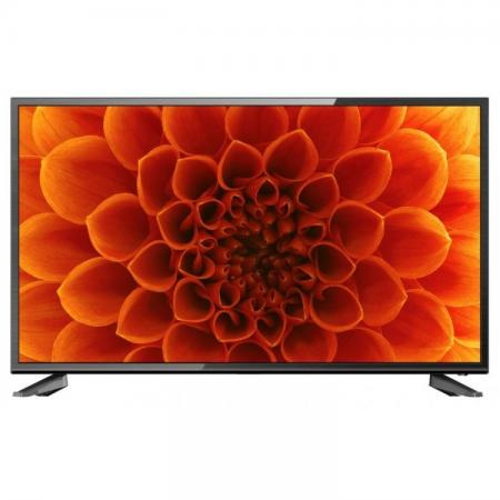 Телевизор LED Hartens 40 HTV-40F01-T2C/A4 черный/FULL HD/50Hz/DVB-T/DVB-T2/DVB-C/USB/WiFi/Smart TV (RUS) 2016 best cre 3led rgb smart home theatre wifi projectors full hd led dlp support 1080p 3d tv cinema for maltimedia projector