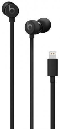 Гарнитура Apple Beats Urbeats3 черный MU992EE/A цена 2017