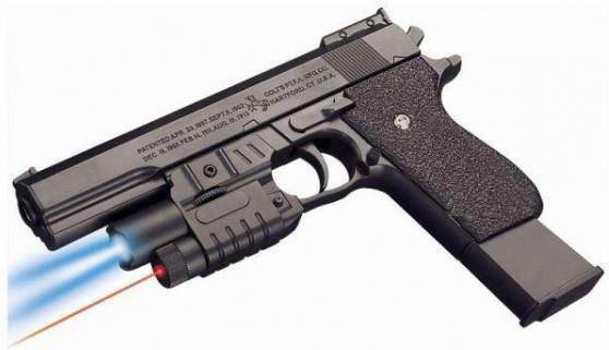 Пистолет Shantou Gepai K2011-G черный g whitefield chadwick 3 nautical songs f 265