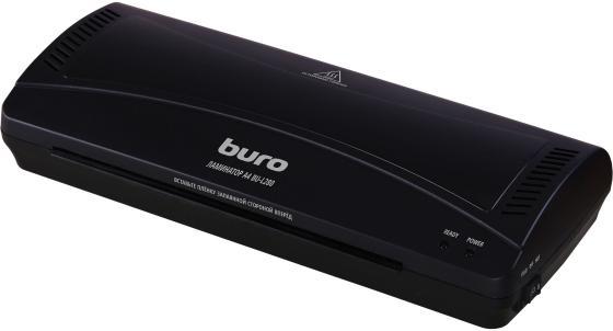 Ламинатор Buro BU-L280 (OL280) A4 (80-125мкм) 25см/мин (2вал.) хол.лам. лам.фото ламинатор buro hq 236 a4