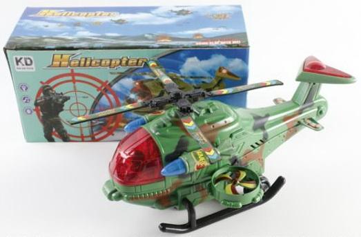 Вертолет Shantou Gepai B1497764 хаки вертолет shantou gepai вертолет 736 черный 1711b039