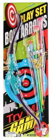 Набор оружия Shantou Gepai Super archery спортивная игра shantou gepai дартс 6927712691200
