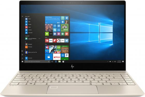 Ноутбук HP Envy 13-ad118ur 13.3 1920x1080 Intel Core i7-8550U 1024 Gb 8Gb nVidia GeForce MX150 2048 Мб золотистый Windows 10 Home 3YA00EA ноутбук hp envy 13 ad105ur 13 3 1920x1080 intel core i5 8250u 512 gb 8gb nvidia geforce mx150 2048 мб золотистый windows 10 home 2pp94ea