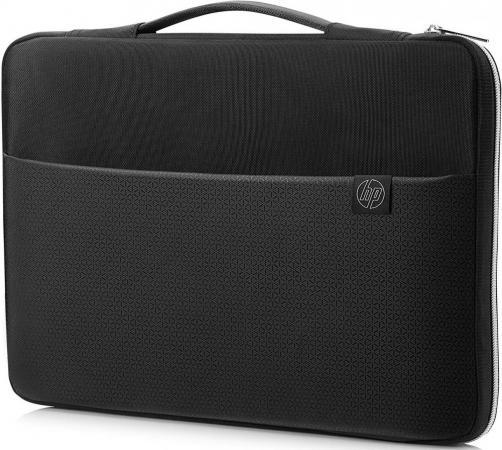 Чехол для ноутбука 17.3 HP 3XD38AA синтетика черный