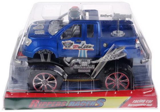 Полицейская машина Shantou Gepai B1678924 36 шт цвет в ассортименте цена