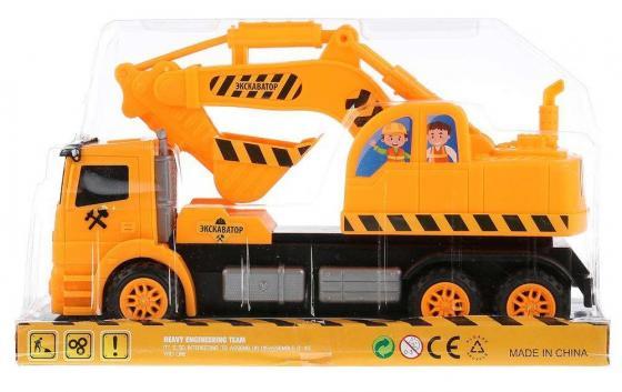 Экскаватор Shantou Gepai Машина инерц. экскаватор 689-6C оранжевый daesung машина экскаватор