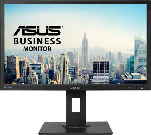 "цена на Монитор 23"" ASUS BE239QLBH черный IPS 1920x1080 250 cd/m^2 5 ms DVI HDMI DisplayPort VGA Аудио USB 90LM01W1-B02370"