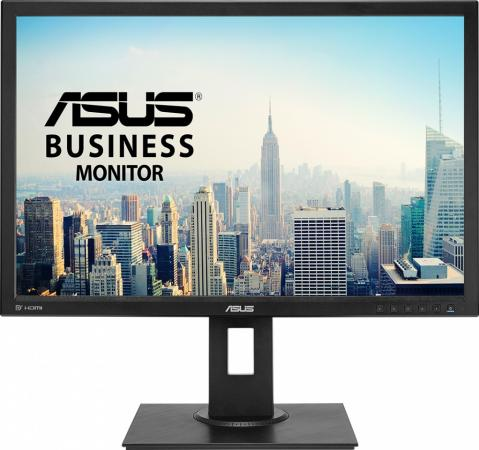 Монитор ASUS BE24AQLBH 24.1 Black 1920x1200/TFT IPS/5ms/VGA (D-Sub), DVI-D (HDCP), DP, HDMI, USB, 2Wx2, Headph.Out 10 pcs d sub 15 pin male solder type plug adapter vga connector serial ports db15m