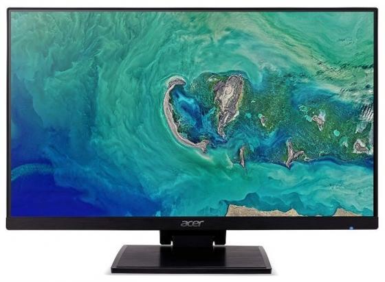 Фото - Монитор 24 Acer UT241YBMIUZX черный IPS 1920x1080 250 cd/m^2 4 ms HDMI USB VGA UM.QW1EE.001 аксессуар mobiledata hdmi 4k v 2 0 плоский 1 8m hdmi 2 0 fn 1 8