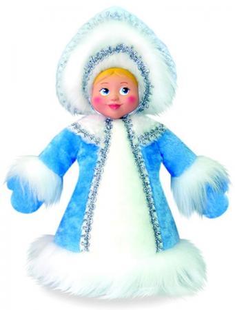 Кукла ВЕСНА Снегурочка 2 35 см говорящая