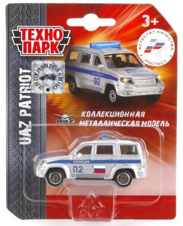 Полиция Технопарк SB-16-72A-BLC игрушка технопарк lada vesta полиция мотоцикл sb 17 56wb