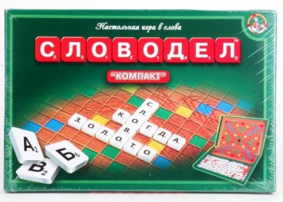 Настольная игра карточная Тридевятое царство СЛОВОДЕЛ