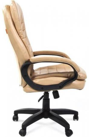 цена Офисное кресло Chairman 795 LT Россия PU бежевый [7014617] в интернет-магазинах