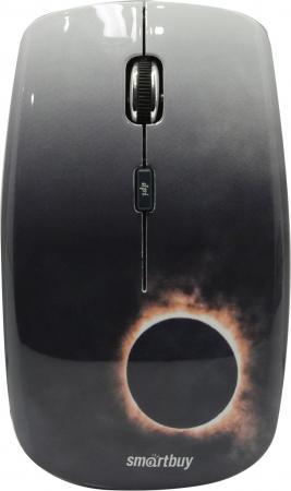 Мышь беспроводная Smartbuy 327AG Eclipse [SBM-327AG-EC-FC] мышь беспроводная smartbuy 327ag pig 3 [sbm 327ag p3 fc]