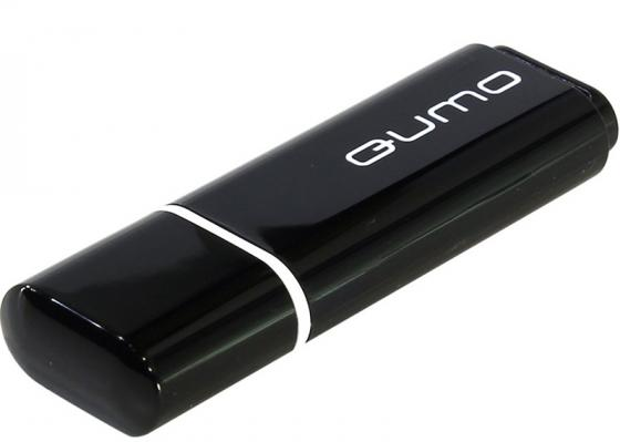 USB 2.0 QUMO 4GB Optiva 01 Black [QM4GUD-OP1-black] стоимость