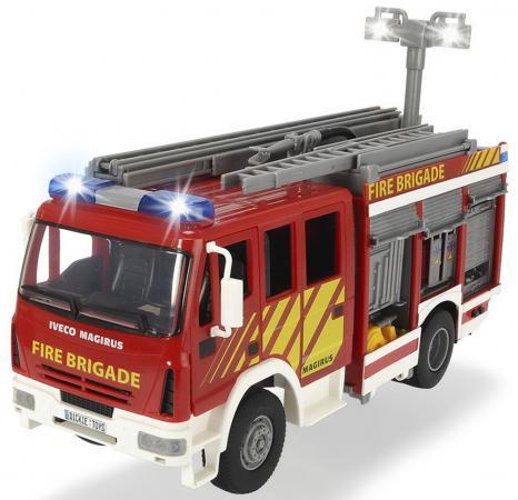 Пожарная машина Dickie 30 см разноцветный dickie пожарная машина 30 см свет звук 3306005